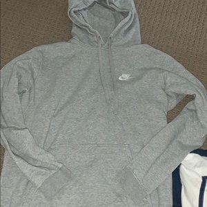 Nike Other - nike hoodie, barely worn